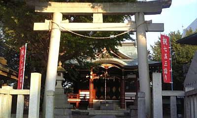 ★八坂神社はぶんぶん発祥の地